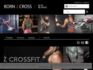 AMS Portfolio - Born2Cross