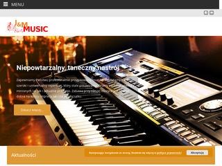 AMS Portfolio - JM Music