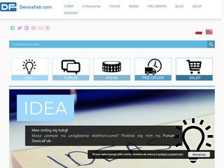 AMS Portfolio - DeviceFab