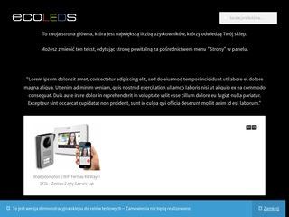 AMS Portfolio - ecoLEDs