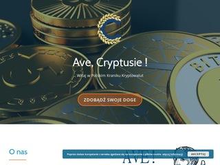 AMS Portfolio - CRYPTUS - Doge Faucet