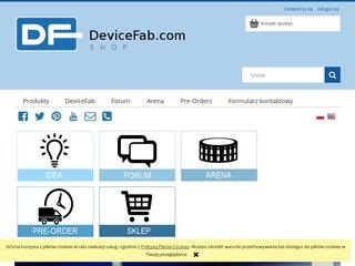 AMS Portfolio - DeviceFab SHOP